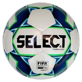 Мяч футзальный Select Futsal Tornado Fifa, белый (5703543201792)
