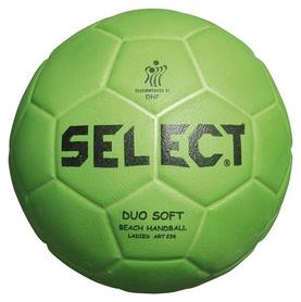 Мяч гандбольный Select Duo Soft Beach, зеленый (5703543270101)