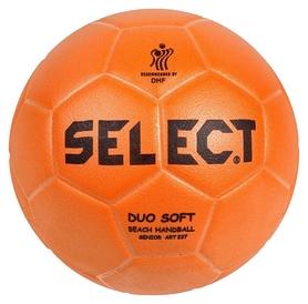 Мяч гандбольный Select Duo Soft Beach, оранжевый (5703543270118)
