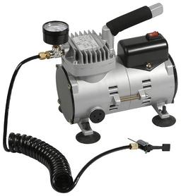 Компрессор Select Air Compressor Mini, серый (5703543780068)