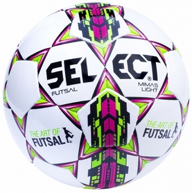 Мяч футзальный Select Futsal Mimas Light New (5703543104482)