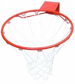 Кольцо баскетбольное с сеткой Select Basketball Hoop (5703543730070)