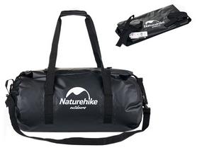 Гермобаул Naturehike NH16T002-L 500D - черный, 60 л (6927595719251)