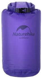 Гермомешок Naturehike FS15U010-L 40D - пурпурный, 10л