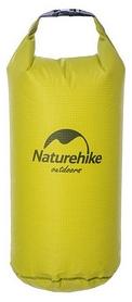 Гермомешок Naturehike FS15U010-L 40D - светло-зеленый, 10л