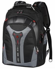 """Рюкзак городской для ноутбука Wenger Pegasus 17"""" - черный, 25 л (600639)"""