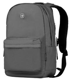 """Рюкзак городской для ноутбука Wenger Photon 14"""" - серый, 18 л (605033)"""