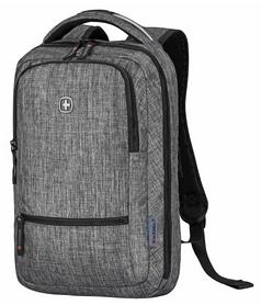 """Рюкзак городской для ноутбука Wenger Rotor 14"""" - серый, 14 л (605023)"""