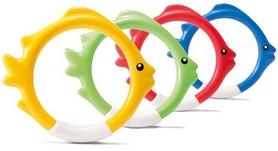 """Набор для подводной игры Intex """"Рыбки"""", разноцветные (55507)"""