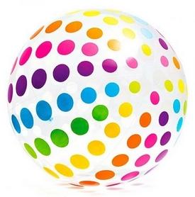 Мяч надувной детский Intex, 183 см (58097)