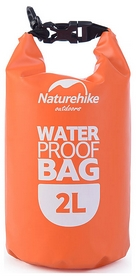 Гермомешок Naturehike NH15S222-D - оранжевый, 2 л