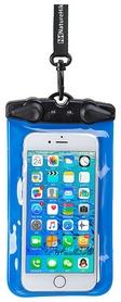 "Гермочехол для смартфона Naturehike NH15S004-D - голубой, 6"""