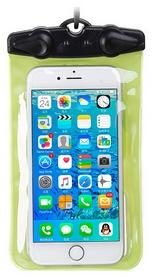 """Гермочехол для смартфона Naturehike NH15S004-D - зеленый, 6"""""""