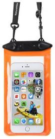 "Гермочехол для смартфона Naturehike NH15S004-D - оранжевый,  6"""