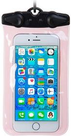 """Гермочехол для смартфона Naturehike NH15S004-D - розовый,  6"""""""