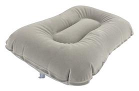 Велюр-подушка надувная Bestway, белая (67121)