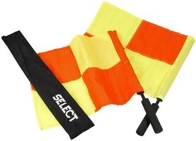 Флажок лайнсмена просессиональный Select Lineman's Flag Pro, 2 шт (5703543740086)