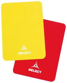 Карточки арбитра Select, один комплект (5703543740154)