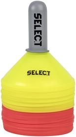 Набор фишек (маркеров) разметочных Select, 24 шт (5703543740246)