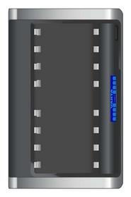 Устройство зарядное Varta LCD Multi Charger (57671101401)