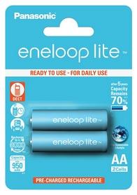 Аккумуляторы Panasonic Eneloop Lite AA 950 мАч Ni-MH, 2 шт (BK-3LCCE/2BE)