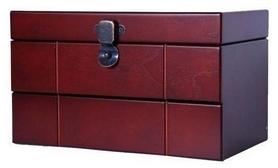 Комодик для украшений трехуровневый King Wood JF-C2002C, 15х15х25,5 см