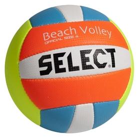 Мяч гандбольный Select Beach Volley New, №4 (5703543155734)