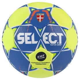Мяч гандбольный Select Maxi Grip, №2 (5703543154920)