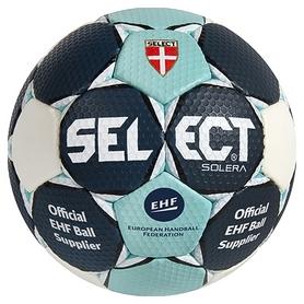 Мяч гандбольный Select Solera IHF New, №2 (5703543124121)