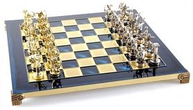 Шахматы Manopoulos «Лучники» 44х44 см (S10GRE)
