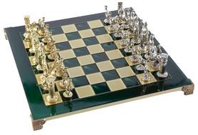 Шахматы Manopoulos «Греко-римский период» , 44х44 см (S11GRE)