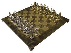 Шахматы Manopoulos «Дискобол», 54х54 см (S17BRO)