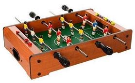 Футбол настольный деревянный на штангах Bambi HG 235AN 38х29,5 см