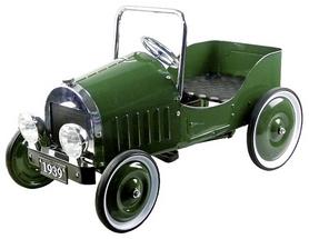 """Машинка педальная Goki """"Ретроавтомобиль 1939"""" (14073)"""
