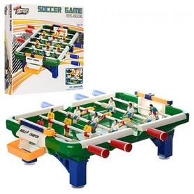 Футбол настольный на штангах Let's Sport 68201, 55х51х9,5 см