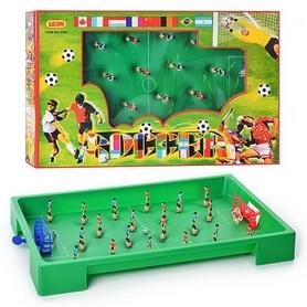 Футбол настольный на пружине Leon 8881, 53х34х7 см