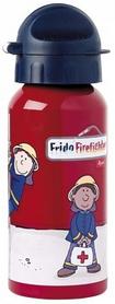 Бутылка для воды Sigikid Frido Firefighter - красная, 400 мл (24484SK)