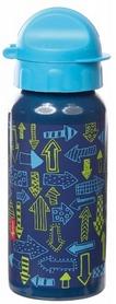 Бутылка для воды Sigikid Arrows - синяя, 400 мл (24811SK)