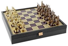 Шахматы Manopoulos «Греческая мифология» - красные, 34х34 см (SK4CRED)