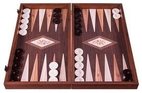 Набор для игры в нарды Manopoulos TXL1KE, 48х50 см;