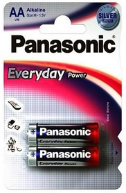 Батарейка Panasonic EveryDay Power C BLI Alkaline, 2 шт (LR14REE/2BR)