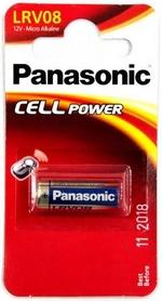Батарейка Panasonic Micro Alkaline LRV08 BLI (LRV08L/1BE)