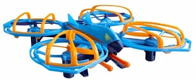 """Дрон игрушечный (квадрокоптер) Auldey Drone Force Vulture Strike """"Ракетный защитник"""" (YW858170)"""