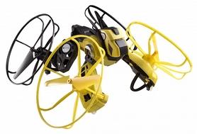 """Дрон игрушечный (квадрокоптер) Auldey Drone Force Morph-Zilla """"Трансформер-исследователь"""" (YW858180)"""