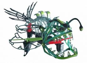 """Дрон игрушечный (квадрокоптер) Auldey Drone Force Angler Attack """"Исследователь и защитник"""" (YW858300)"""