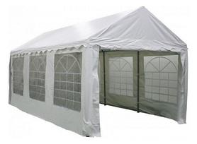 Павильон садовый Time Eco ТЕ-1817 - белый, 3х6 м (4820211100384)