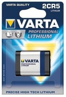 Батарейка Varta 2CR5 Bli 1 Lithium (06203301401)