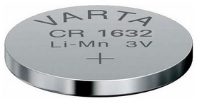 Батарейка Varta CR 1632 Bli 1 Lithium (06632101401)