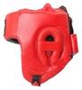Шлем боксерский с печатью ФБУ Green Hill UBF, красный (HGT-9411L) - Фото №2