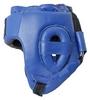 Шлем боксерский с печатью ФБУ Green Hill UBF, синий (HGT-9411L) - Фото №2